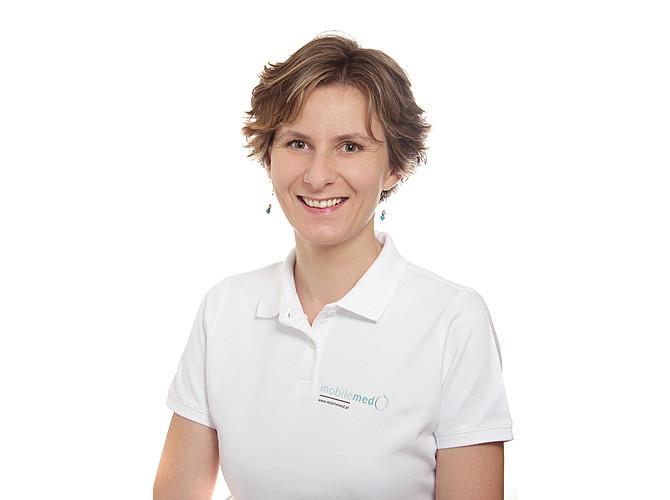 Magdalena Dąbkowska - rehabilitankta