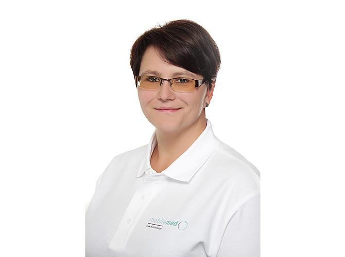 Agnieszka Brzozowska - fizjoterapeuta