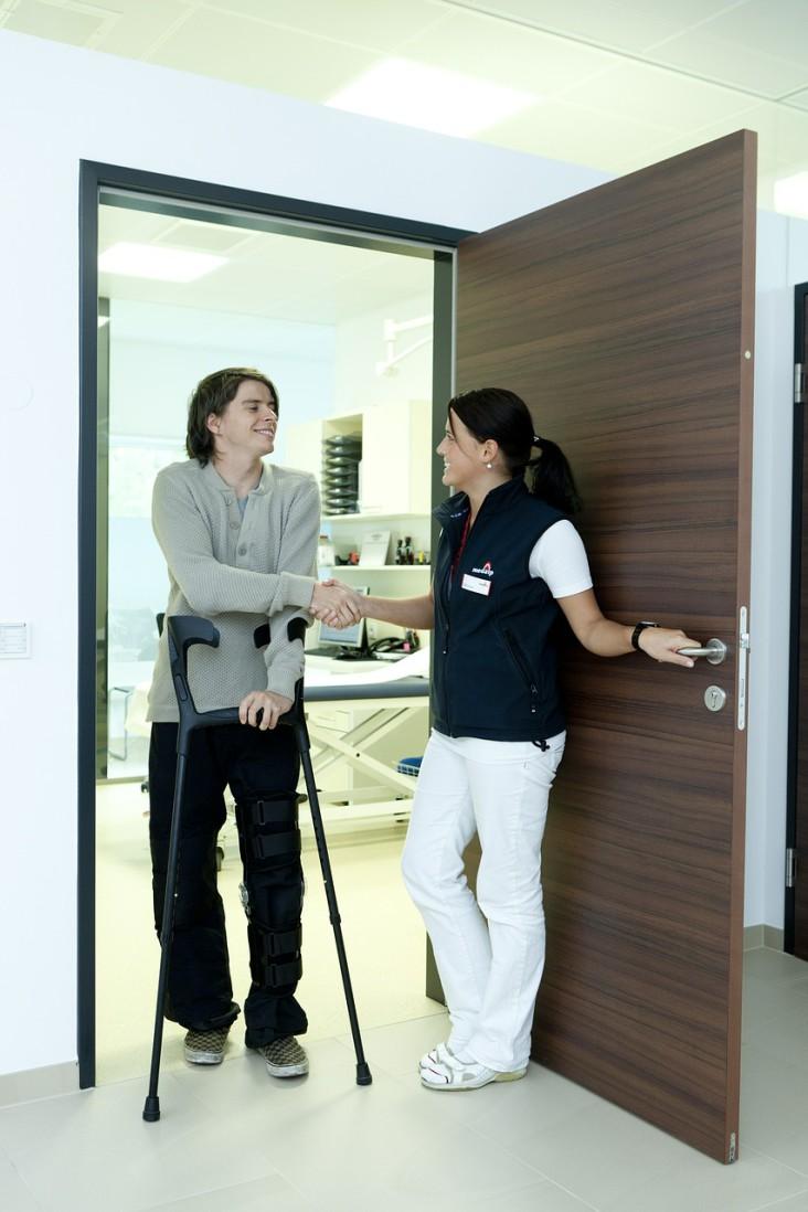 Dobra fizjoterapia – czyli? Pierwsza wizyta.
