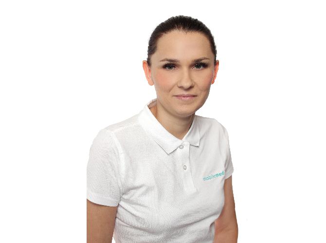 mgr Magdalena Kaczmarczyk