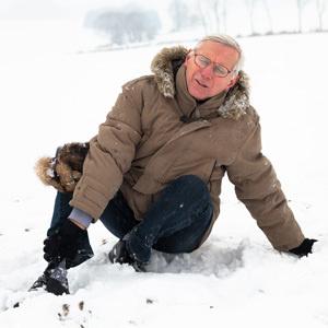 Jak uniknąć zimowych urazów?