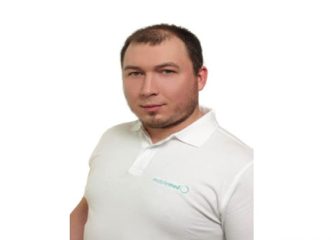 mgr Piotr Paruzel