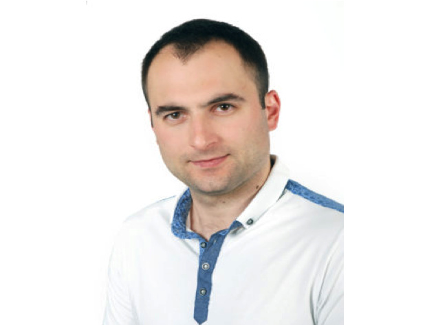 mgr Paweł Ziomek