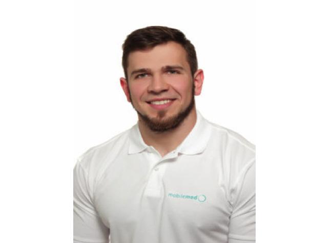 mgr Adrian Sokołowski