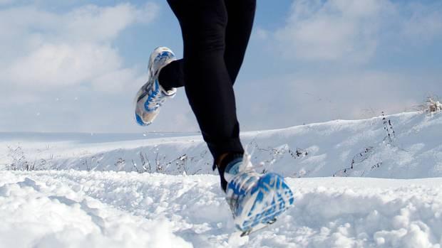 Bieganie zimą - poradnik dla początkujących