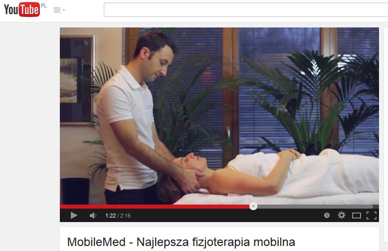Rehabilitacja domowa MobileMed