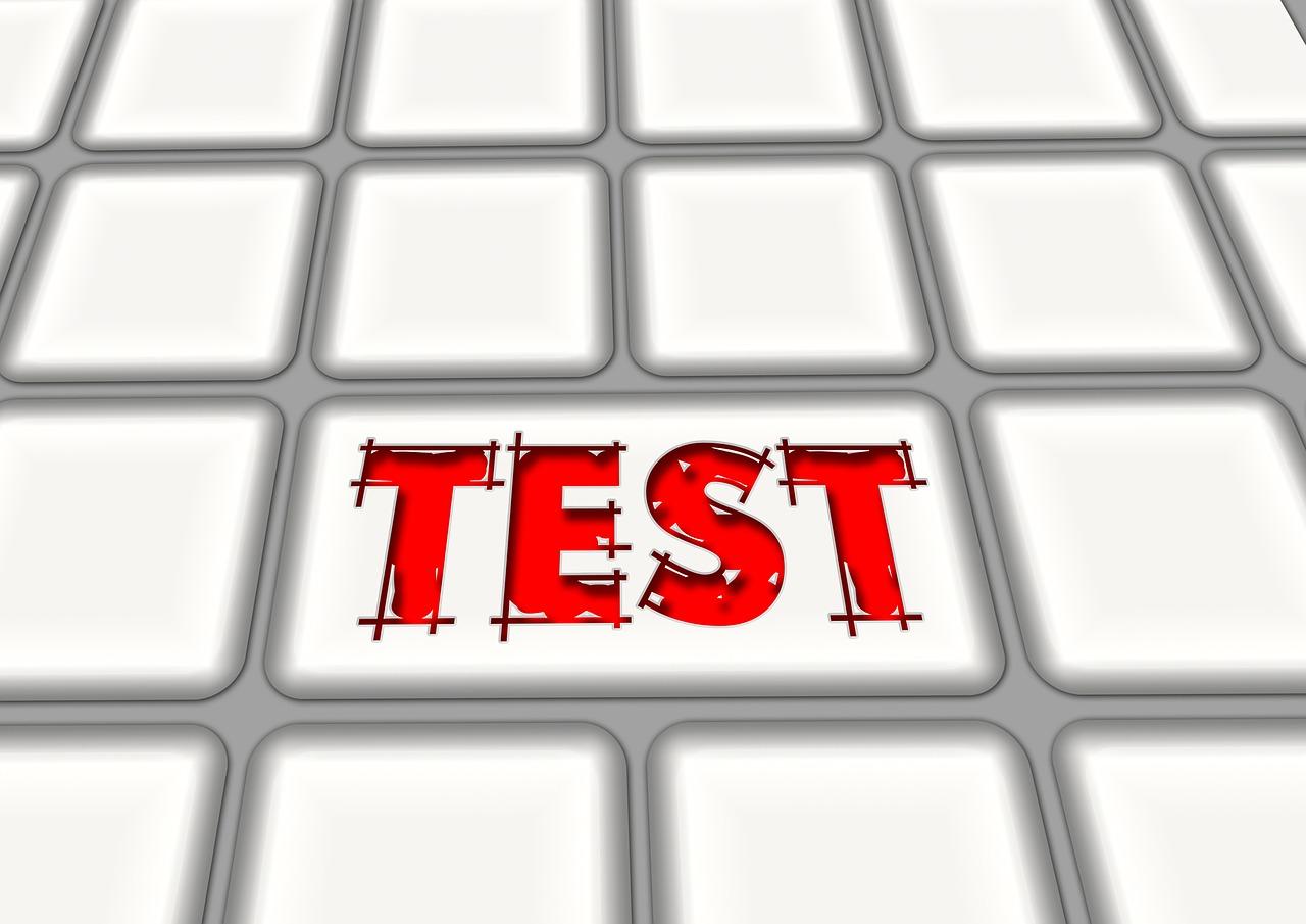 mięśnie brzucha test