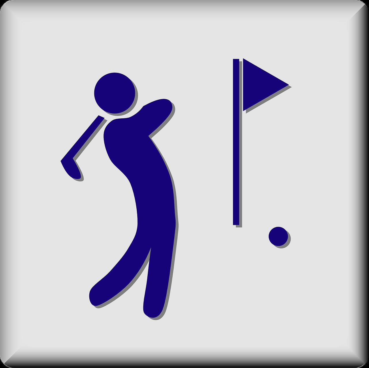 łokieć golfisty