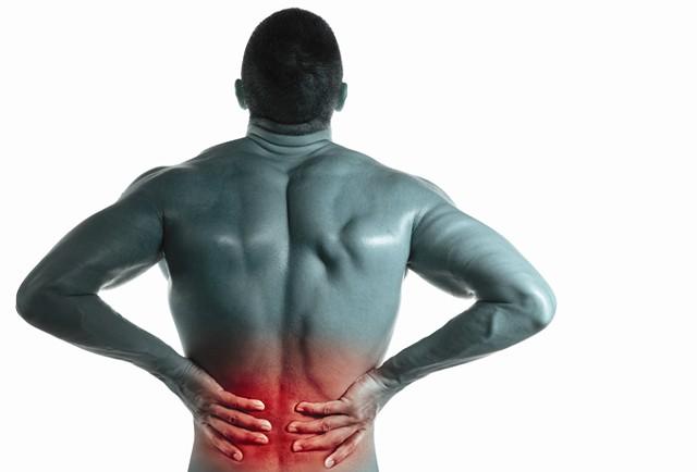 dyskopatia, ból w kręgosłupie, kręgosłup