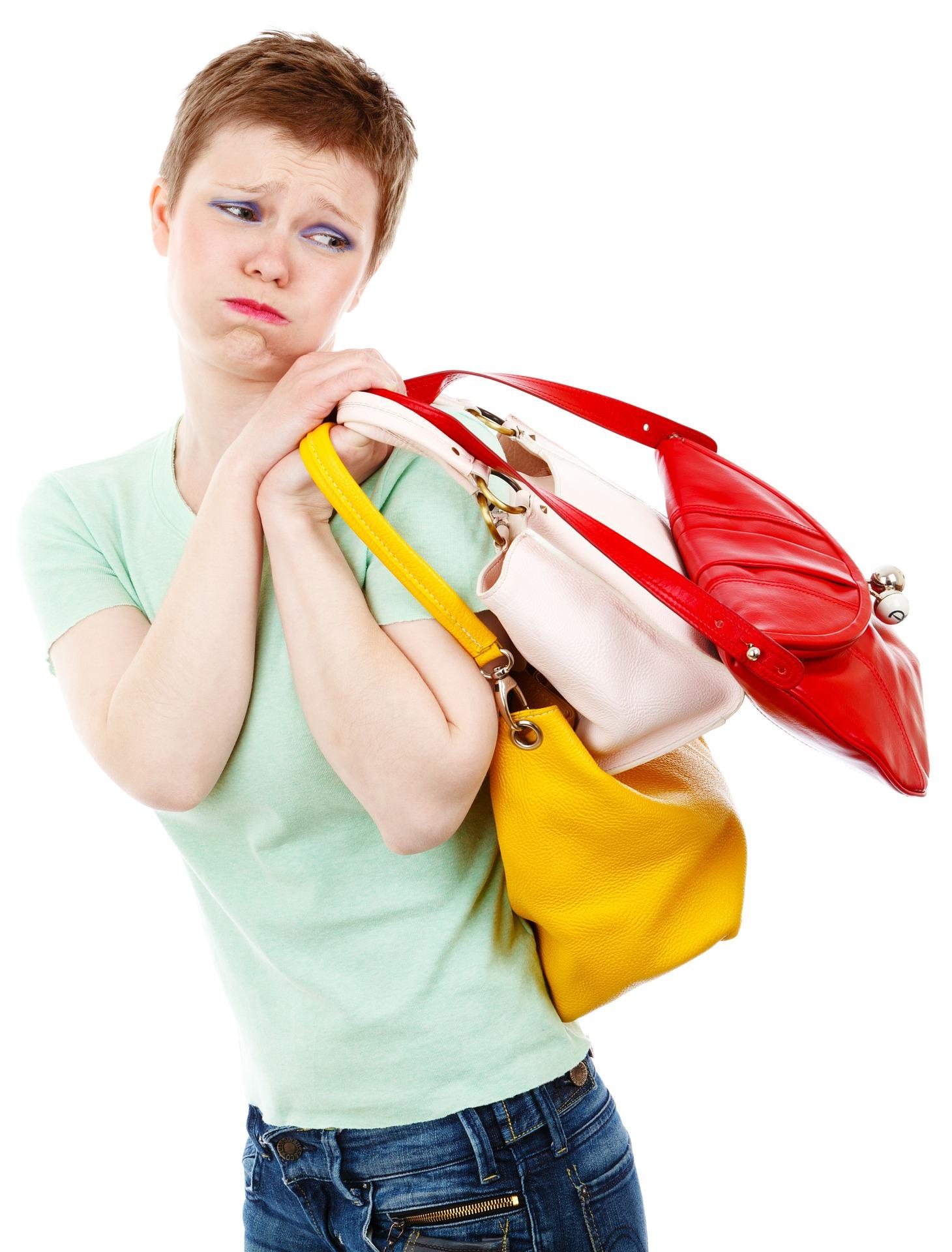 Czy wiesz ile wazy Twoja torebka?
