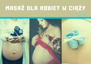 masaż w ciąży